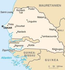 afrika karta senegal Senegal – Wikipedia afrika karta senegal