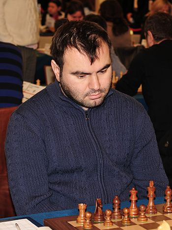 Shakhriyar Mamedyarov is 2013 World Rapid Chess Champion. - List of Azerbaijanis
