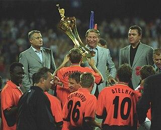2002 Ukrainian Cup Final Football match