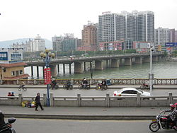 Qujiang Bridge (曲江桥)
