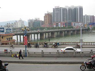 Shaoguan - Image: Shao Guan