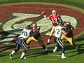 Shaun Hill passes at Rams at 49ers 11-16-08 2.jpg