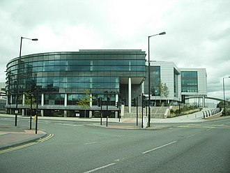 Sheffield Digital Campus - Electric Works