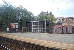 Shelter, Horsforth Station (geograph 4199583).jpg