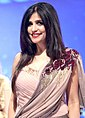 Shibani Kashyap at the Miss & Mrs Tiara 2018 contest.jpg