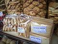Shop at Mapusa market, selling minor items.JPG