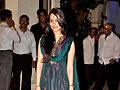 Shraddha Kapoor at Sanjay Dutt Maa ki Choki.jpg
