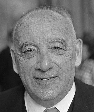 Sidney J. van den Bergh - Sidney J. van den Bergh