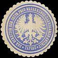 Siegelmarke Der Director der Ostpr. Prov.- Besserungs- und Landarmen-Anstalt Tapiau W0352314.jpg