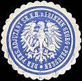 Siegelmarke Der Persönliche Adjutant Seiner Königlichen Hoheit des Prinzen Georg von Preussen W0204563.jpg
