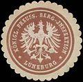 Siegelmarke Königl. Preuss. Berg-Inspektion Lüneburg W0338815.jpg