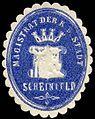 Siegelmarke Magistrat der Königlich Bayerischen Stadt Scheinfeld W0235781.jpg