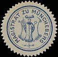 Siegelmarke Magistrat zu Müncheberg W0333396.jpg