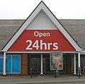 Sign at Tesco Extra in Salisbury - geograph.org.uk - 818684.jpg