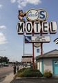 Sign for the Circle S motel in Colorado Springs, Colorado LCCN2015634004.tif