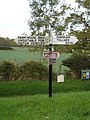 Signpost to Farnham Farm - geograph.org.uk - 269126.jpg