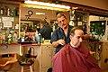 Silver Shears Barber Shop, Lauderdale-by-the-Sea Florida, November 2005 - 02.jpg