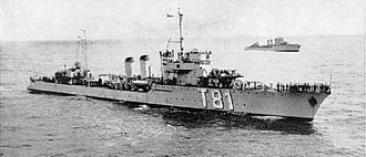 Bourrasque-class destroyer - Image: Simoun 2