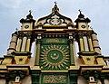 Singapore Abdul-Gaffoor-Moschee Giebel 2.jpg