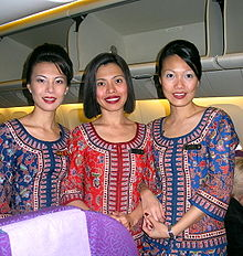 Picture Singapore Girlfriend on Flight Attendants Known As The Singapore Girls Are Heavily Marketed As