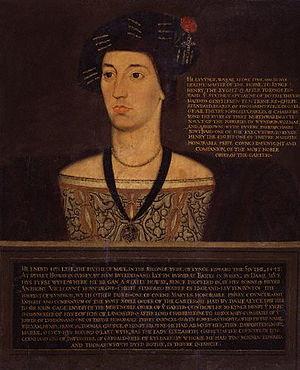 Mabel Browne, Countess of Kildare - Sir Anthony Browne