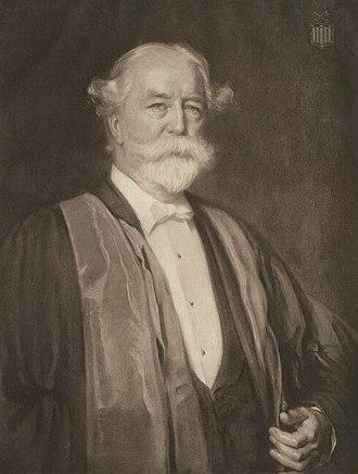 Adolphus William Ward - Sir Adolphus William Ward