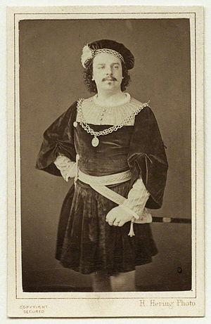 Charles Santley - Charles Santley, 1863