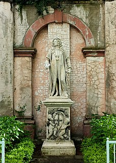Statue of Robert Clayton