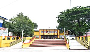 Sison, Pangasinan - Sison Town hall, seat of Government