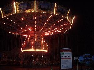 Six Flags México - Vuelo Alpino.