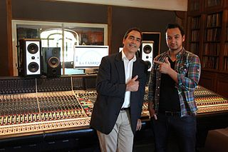 Tony Maserati American record producer