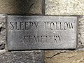 Sleepy Hollow Cemetery Sign.jpeg