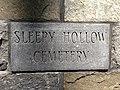 Sleepy Hollow Cemetery Sign.jpeg
