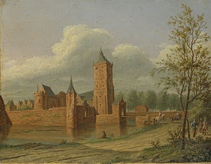 Batestein Castle near Vianen