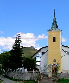 Kamenica, Sabinov District Village in Slovakia