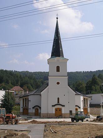 Široké - Image: Slovakia Sariska highlands 152