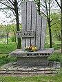 Slupca - pomnik pamieci Apolinarego Szeluty.jpg