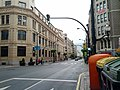 Smaller corner diagonals on buildings here (18620015138).jpg