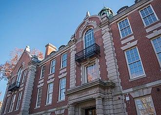 Smith College - Seelye Hall