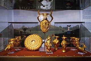 Panagyurishte Treasure Thracian hoard