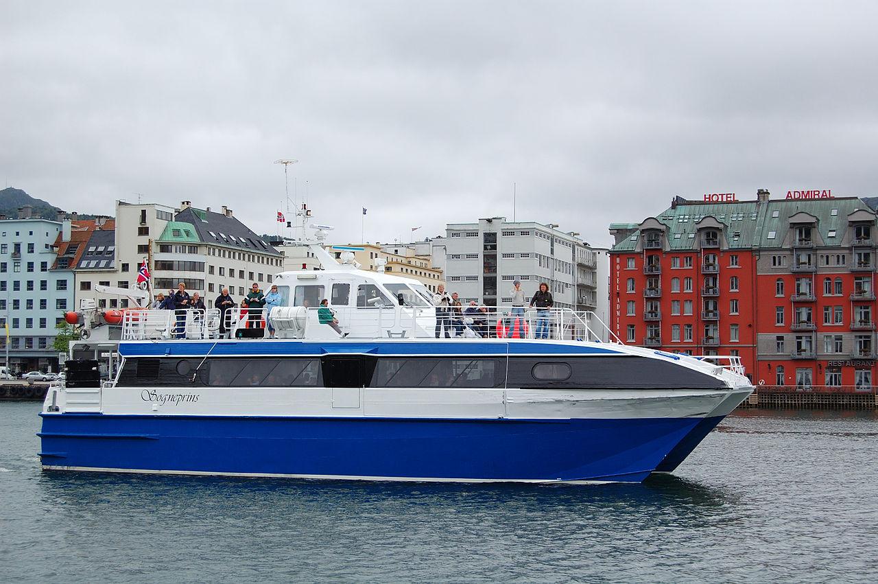 færge danmark norge