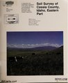 Soil survey of Cassia County, Idaho, eastern part (IA soilsurveyofcass00noeh).pdf