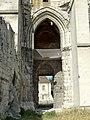 Soissons (02), abbaye Saint-Jean-des-Vignes, abbatiale, début du bas-côté sud 2.jpg