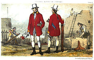 Henry Ince - Members of the Soldier Artificer Company in their working dress