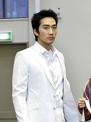 Song Seung-heon - Image: Song Seung heon