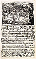 Songs of Innocence, copy U (Houghton Library) object 10 Laughing Song.jpg