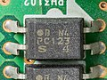 Sony VPL-HS1 - power supply module 2 - Sharp PC123-93058.jpg