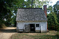 Sotterly Plantation, slave dwelling (21602611676).jpg