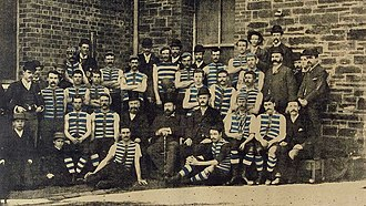 1893 SAFA season - Image: South Adelaide Football Club 1893