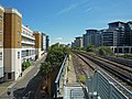 South from Imperial Wharf Station - geograph.org.uk - 1847072.jpg